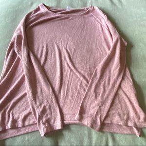 ⭐️Clearance⭐️ Pink long sleeve Top